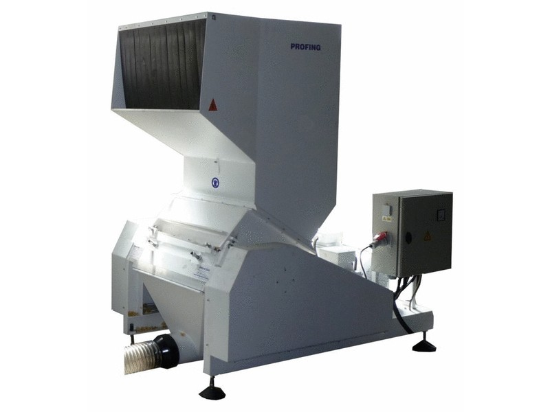Shredder DP 37-450/630