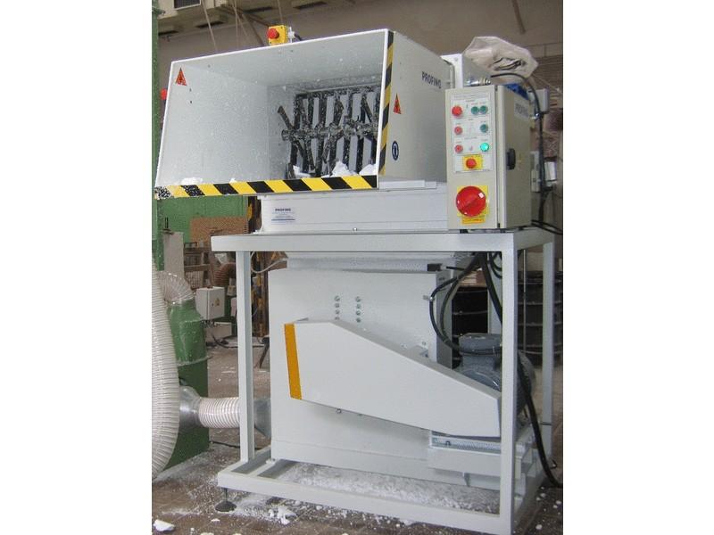 Polystyrene shredder EPS 890 600/210