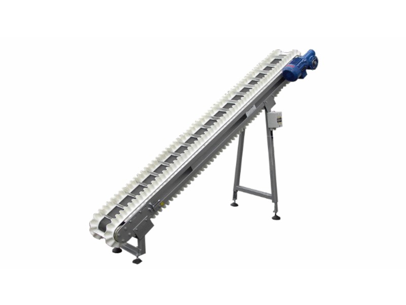 Belt conveyors, roller conveyors