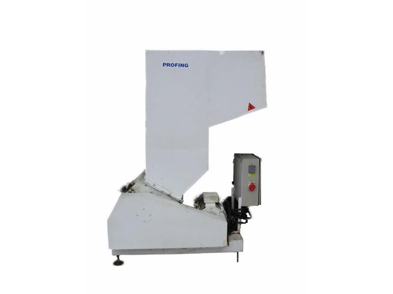 Shredder DP 18,5-350/430
