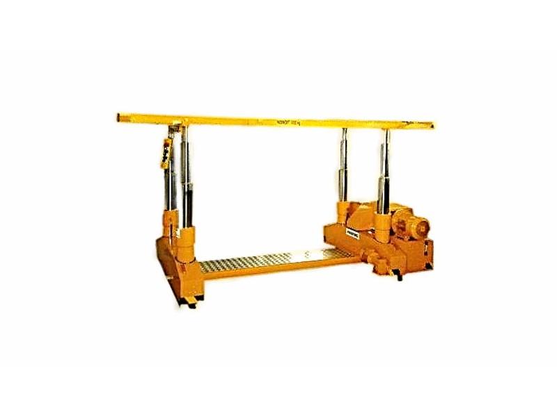 Hydraulic lifting platforms telescopic lifting platforms