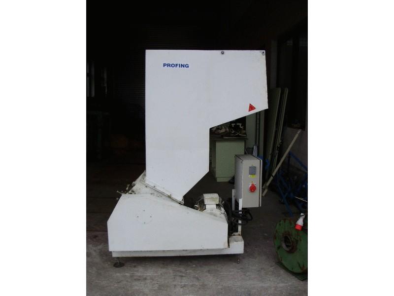 Shredder DP 18.5-350/430
