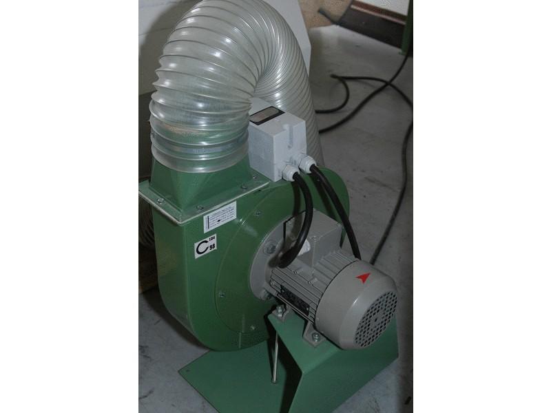 Transportní ventilátor