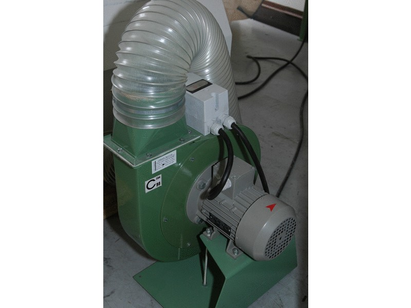Extractors and transport fans