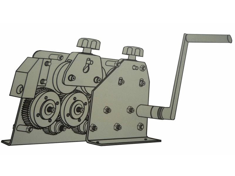 Schéma ozubených převodů